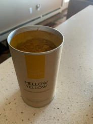 Mellow Yellow for Inflammation